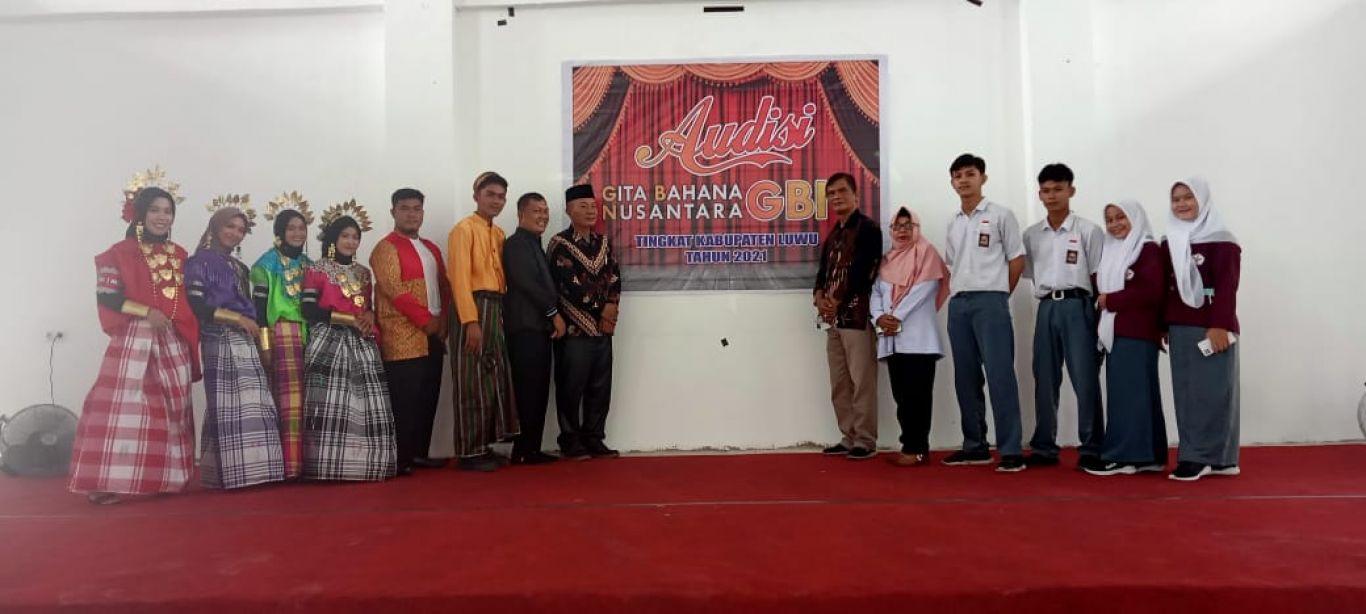 Audisi Paduan Suara Gita Bahana Nusantara