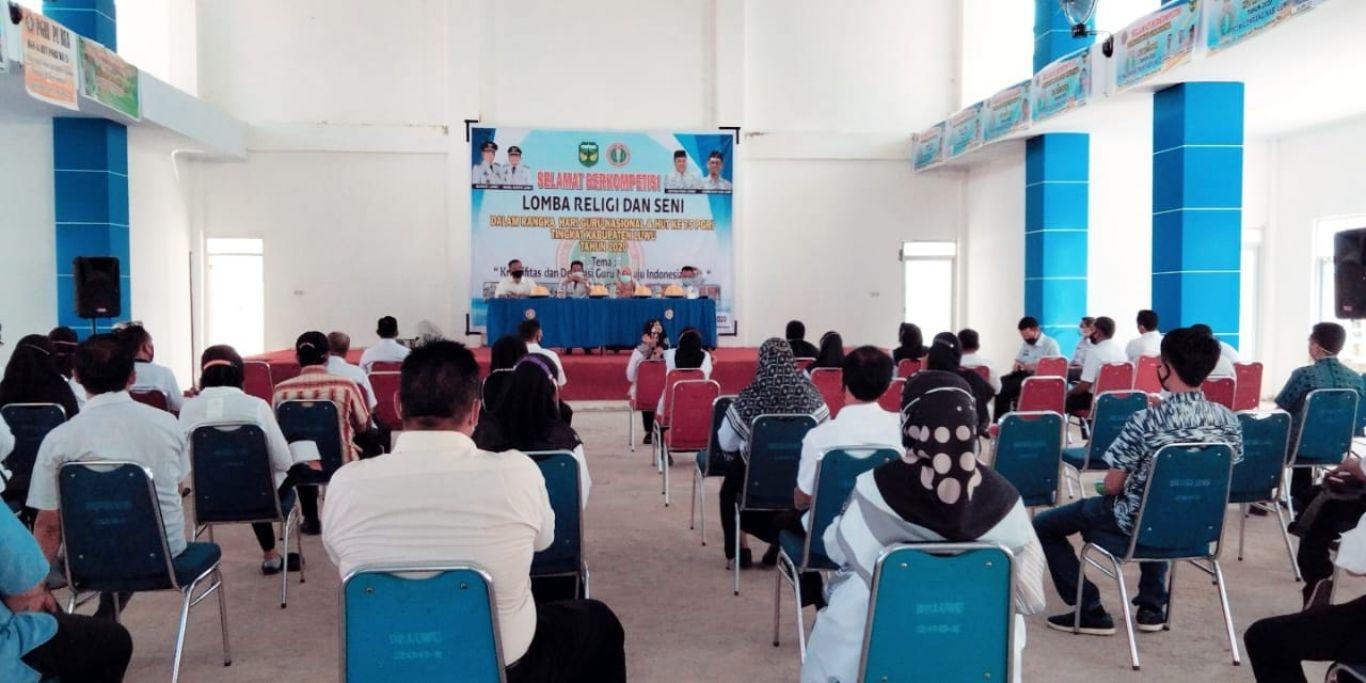 Rapat Koordinasi Tenaga Guru PPPK